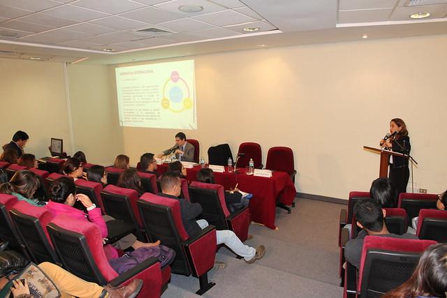 """El Instituto de Derechos Humanos y Desarrollo de la USMP realizó la Conferencia denominada """"Derechos Humanos y Redes Sociales"""""""