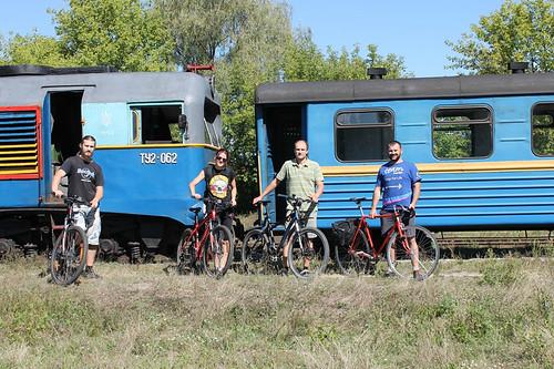 Велосипедом— до бурштинових копалень
