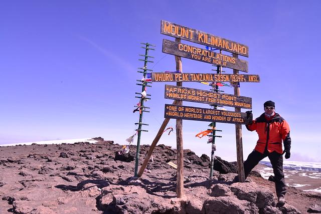 Kilimanjaro-Zanzibar 2014