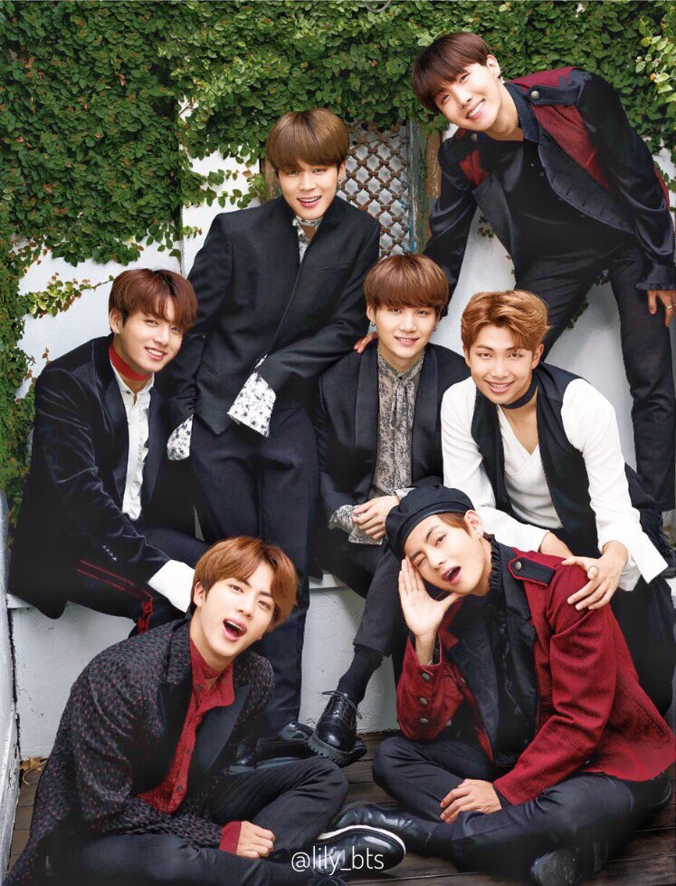 Magazine scan for Best group pictures