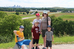 Father's Day 2017/ Cahokia Mounds