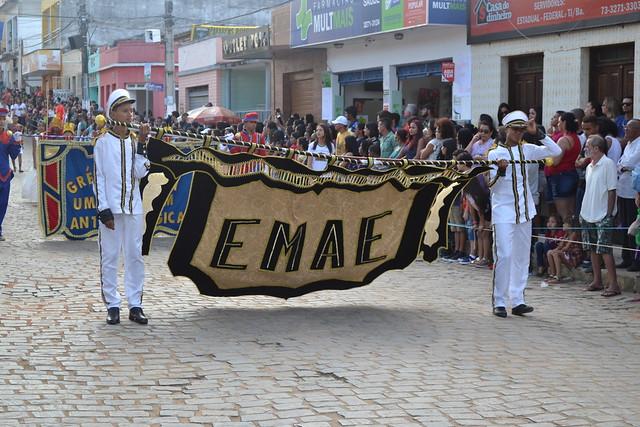 Desfile Cívico Iguaí parte - IV