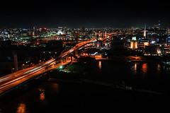 炫 Nightscape Lights - Hakata Port Tower