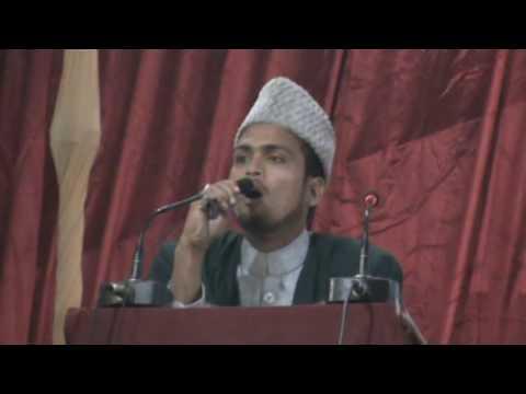 Nadeem Ansari AMU Student's Union Leader
