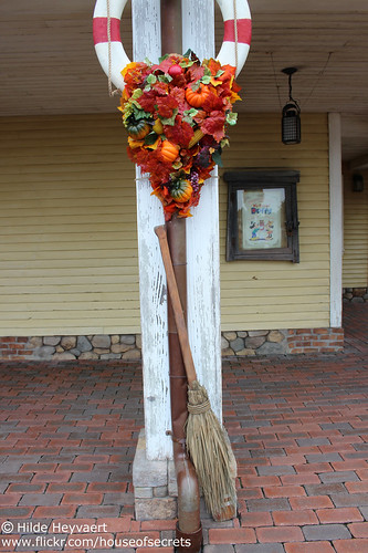 Halloween in Cape Cod