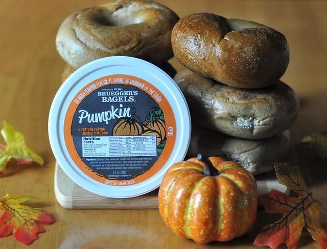 Pumpkin French Toast Bake with Pumpkin Cream Cheese Glaze