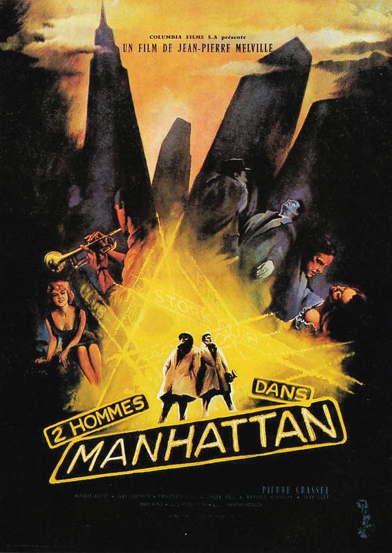 Deux Hommes dans Manhattan - Poster 3