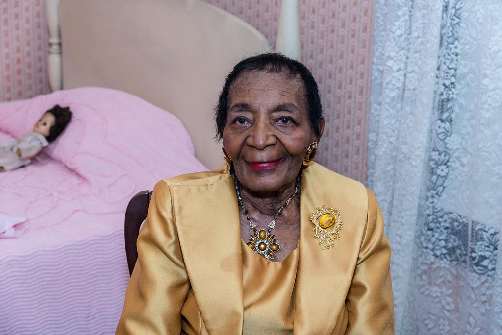 Professor Emerita Christine King Farris 90th Birthday Celebration