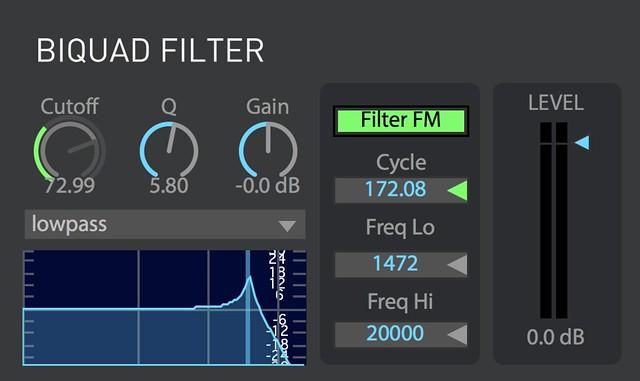 BiquadFIlter2.0