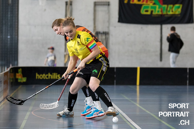UHC KTV Muotathal vs. Floorball Riders DBR
