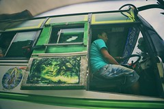 Bus Driver of Nepal