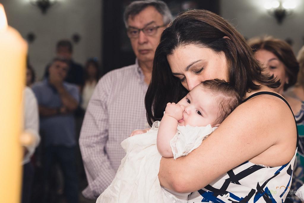 Batizado da Camila