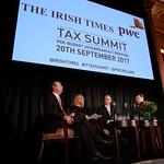 CI President Niamh Boyle at Irish Times Tax Summit