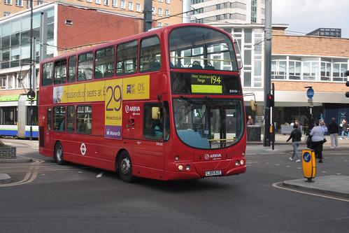 Arriva London DW106 LJ05BJZ