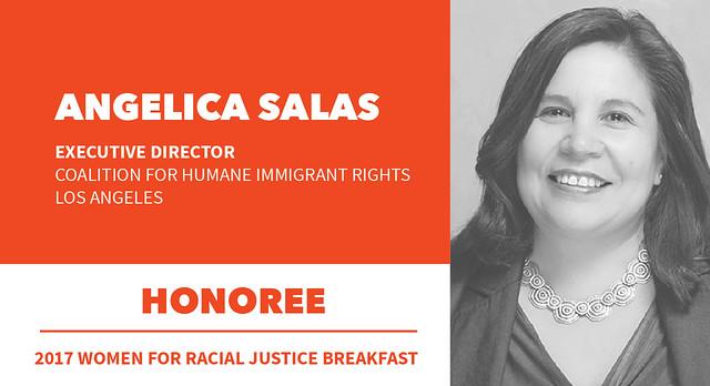 Women for racial justice breakfast
