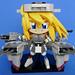 USS Iowa ~ Kai san by LegoWyrm