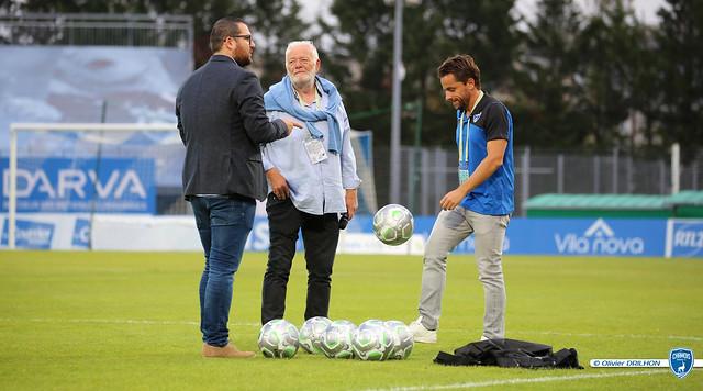 Foot Ligue 2 - Chamois Niortais FC - Quevilly-Rouen Métropole (29/09/2017)