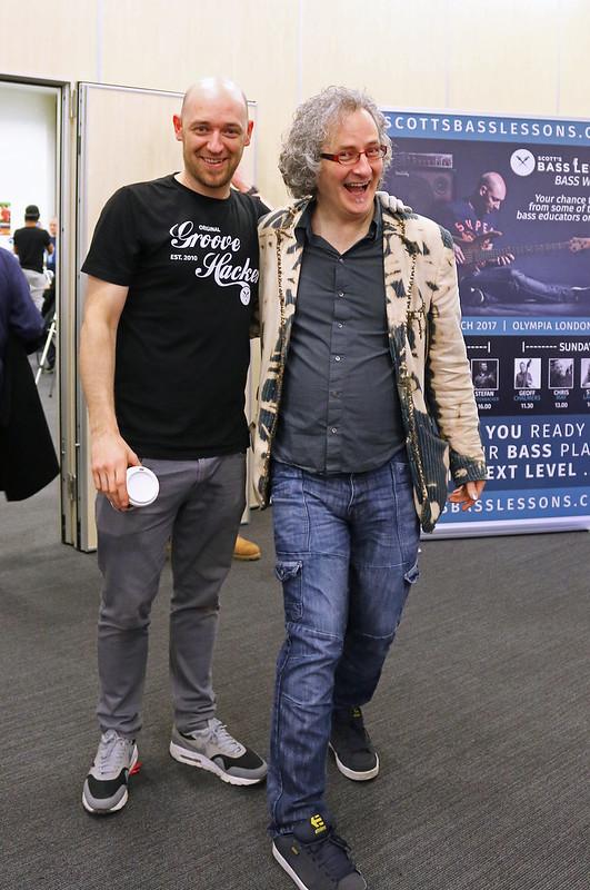 Scott and Steve