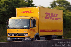 DHL | Mercedes Atego