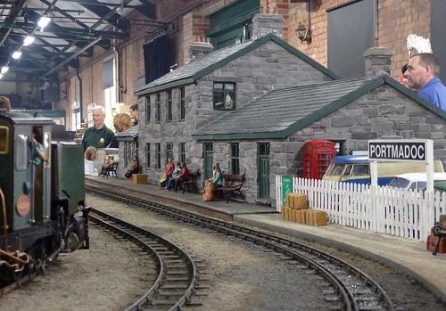 Portmadoc Station