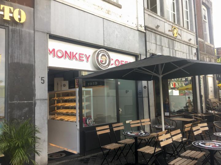 Monkey Coffee in Maastricht