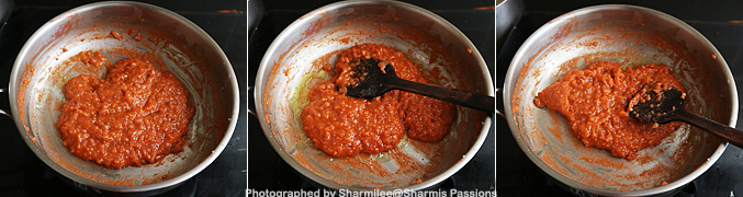 How to make aval halwa recipe - Step8