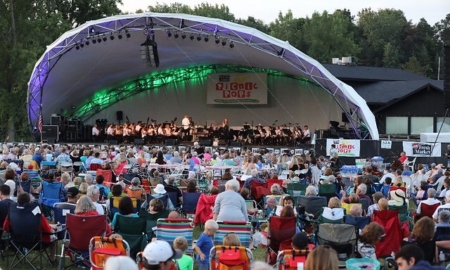 GR Symphony 2017 Picnic Pops Volunteers, Interns