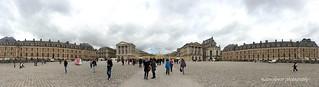 Palace of Versailles pano.