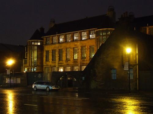 Scotland Street School, Glasgow. From Art, Architecture, and Glasgow: Mackintosh, Scotland with Style