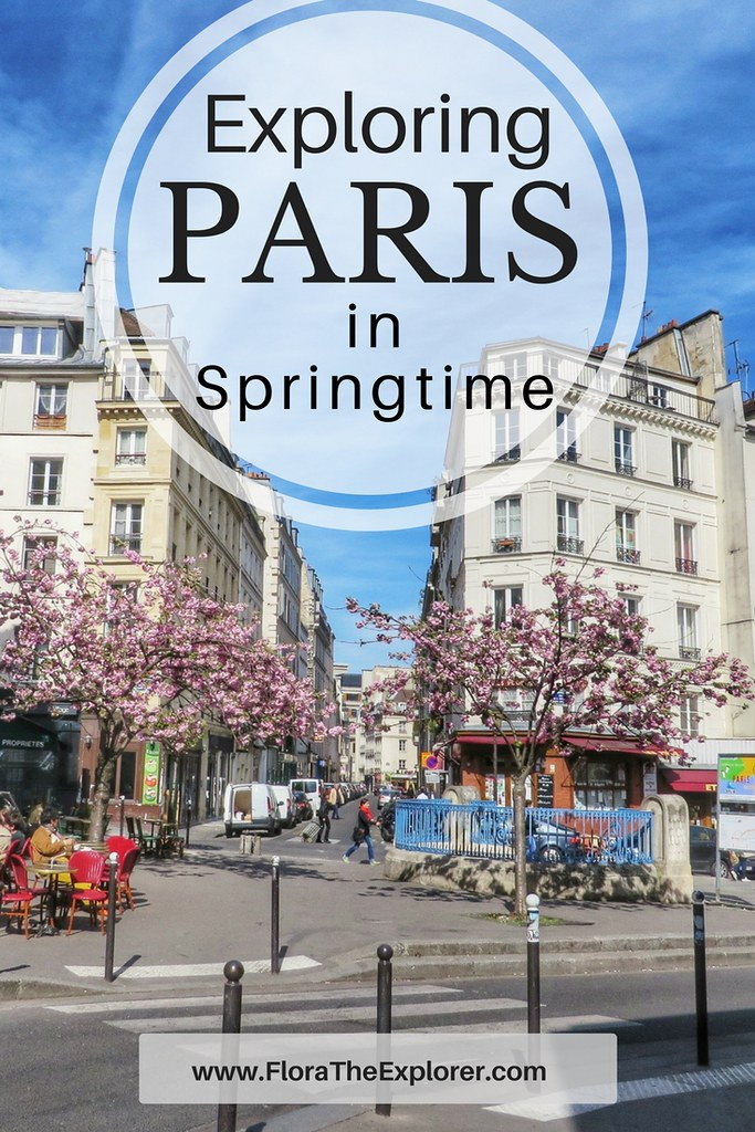 Exploring Paris in Springtime