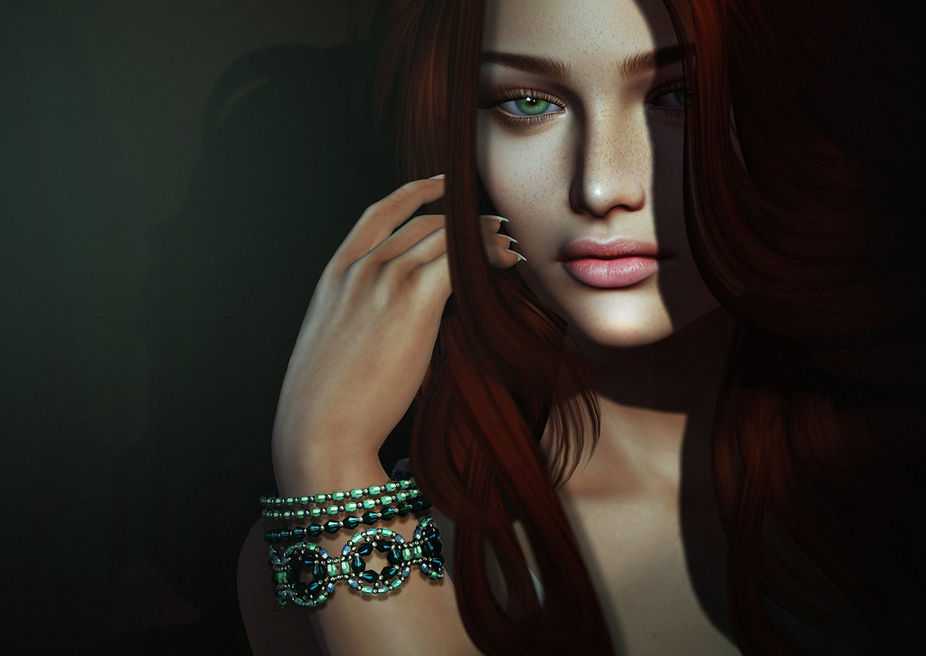 (Kunglers) velouria bracelets AD - SecondLifeHub.com