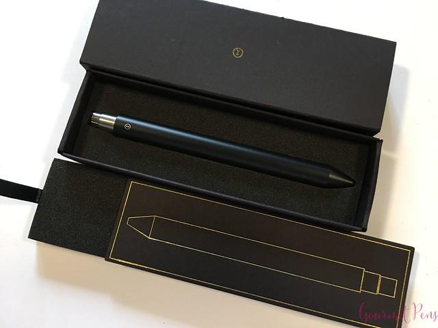 Review @InventeryCo Mechanical Pens - Brass, Chrome, Onyx 5