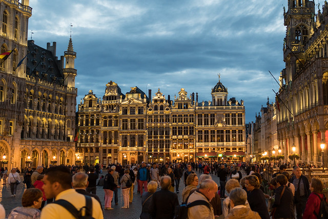 Grote Markt / Grand Place