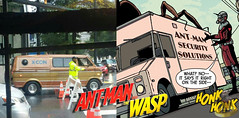 Scott Lang's New Job Revealed in Ant-Man and the Wasp Set Photos!