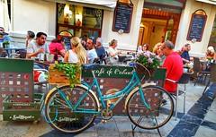En las calles de Malaga..