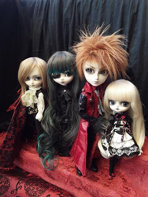 Monster Night family
