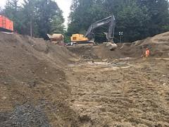 SR 532 excavation