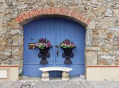 Door - Photo of Maisons