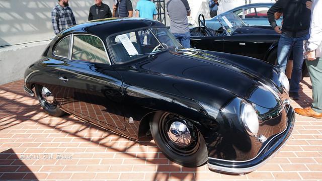 1951 Porsche 356 1500 Coupe by Reutter