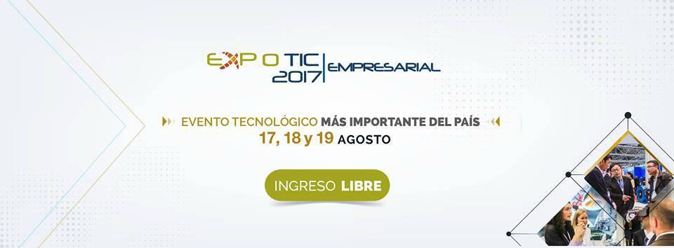 VI Expotic Empresarial 2017 en la Cámara de Comercio de Lima