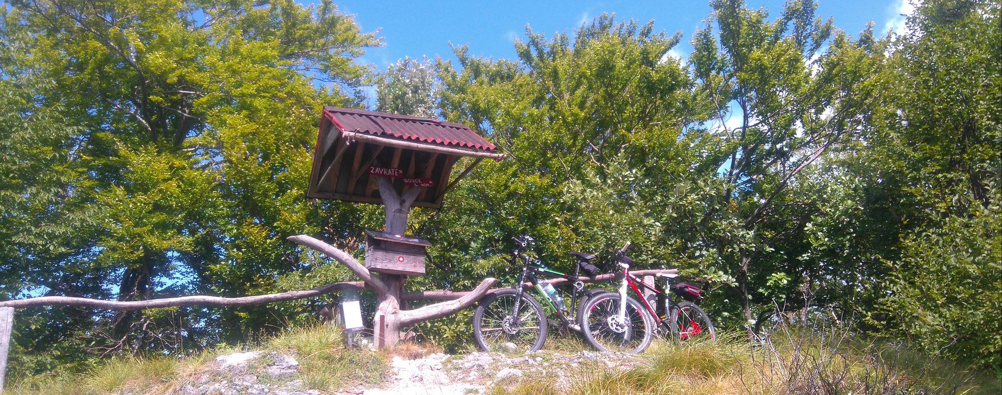 Bike&Hike - Iz Laškega okoli doline Rečice