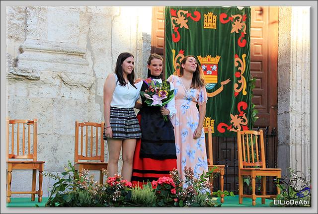 #BriviescaFiestas17 Lectura del pregón y Proclamación de las Reinas (13)