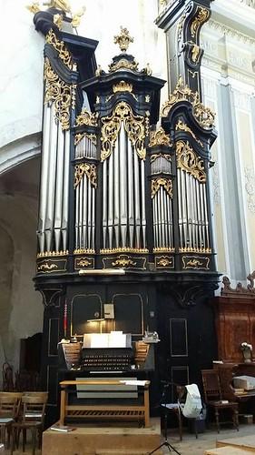 coro Novum Gaudium in Austria