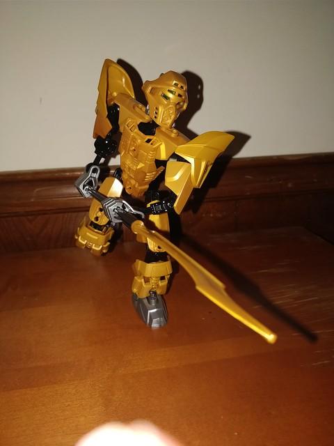A Golden Legionnaire