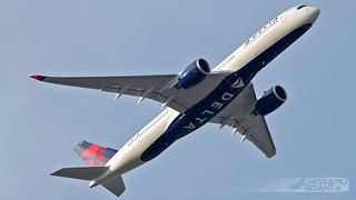 Airbus A350-941N502DN Delta Air Lines (F-WZNC, MSN 135) | Toulouse Blagnac TLS/LFBO