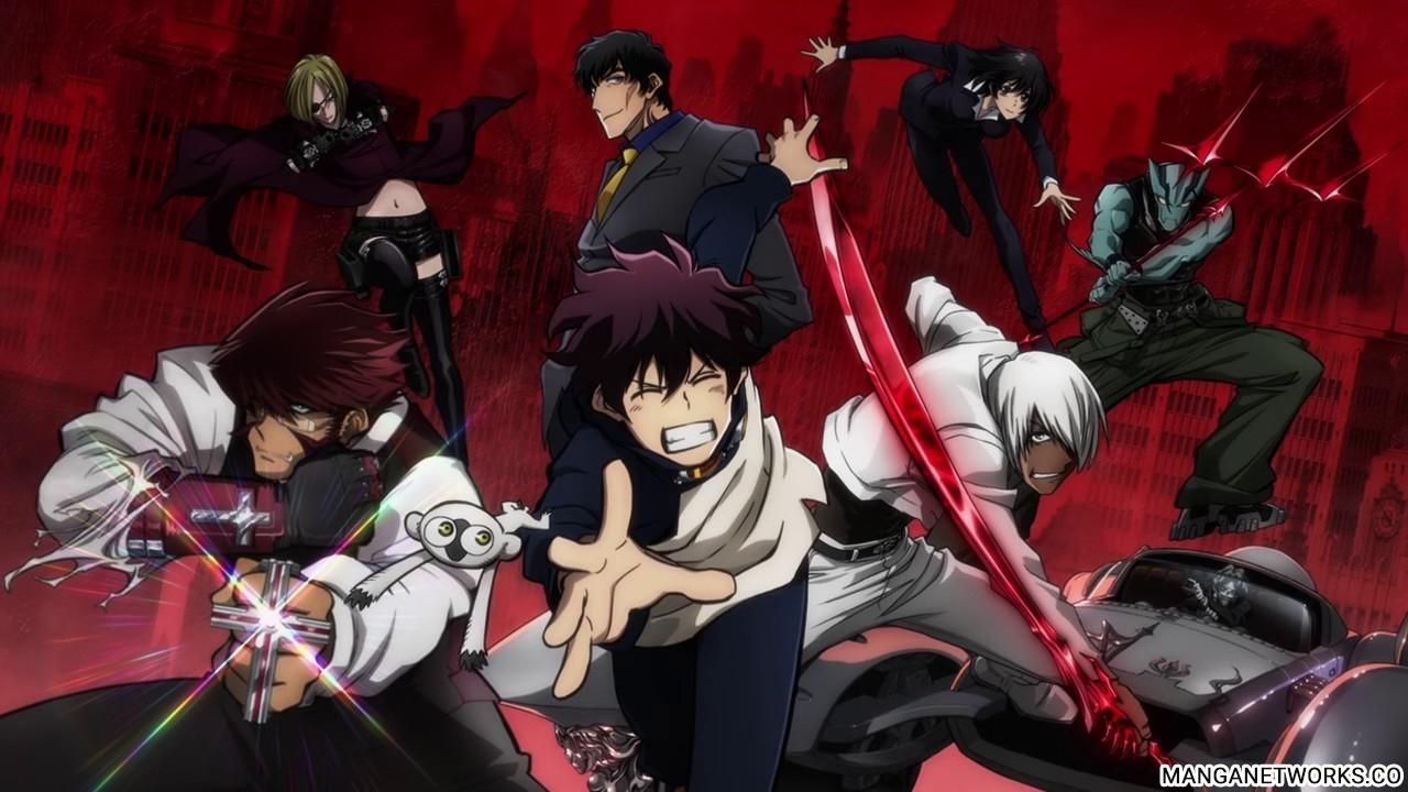 36062608283 9231468d28 o Anime Kekkai Sensen & Beyond ra mắt PV mới nhất