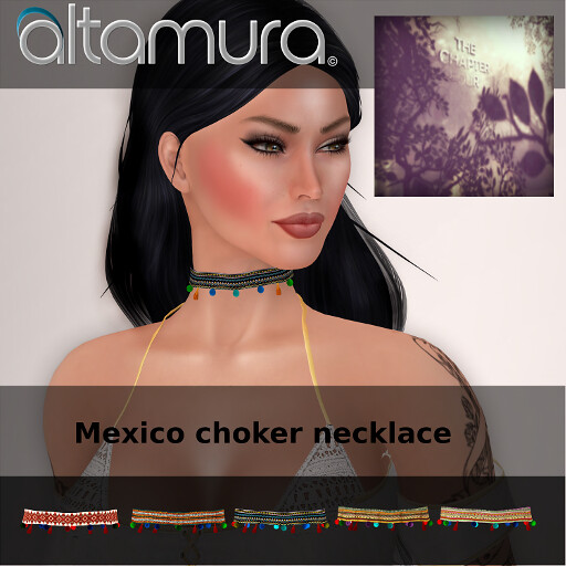 Altamura @ The Chapter Four - August Round - SecondLifeHub.com