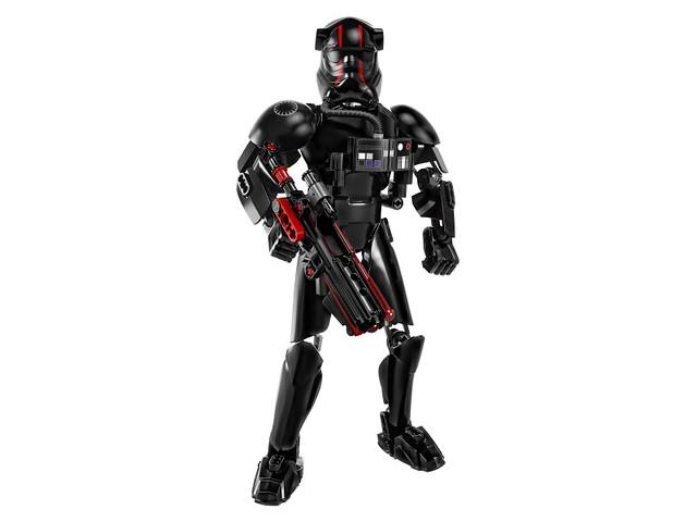 Oficjalne zdjęcia zestawów Lego Star Wars The Last Jedi  2