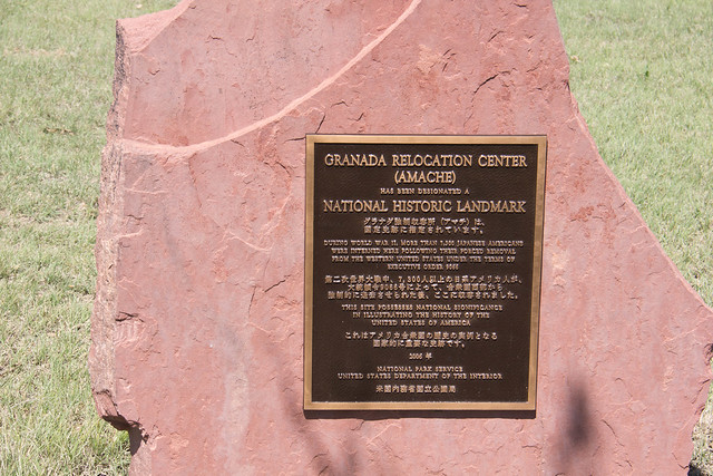 Amache: Granada Relocation Center