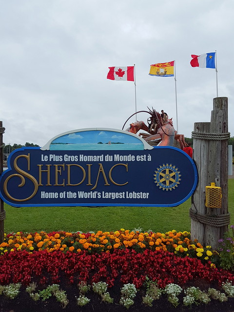 Visiting the Lobster Capital of the World